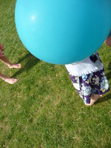 Ballon papillon