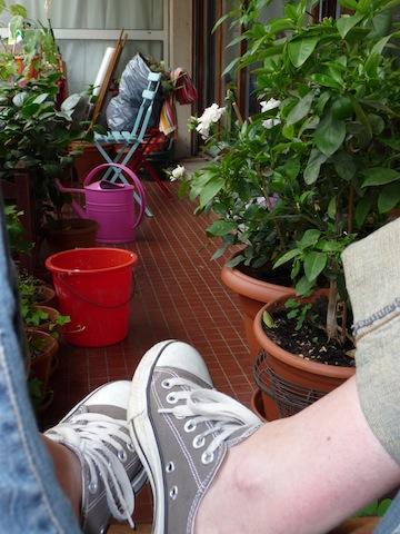 Bordel de pieds