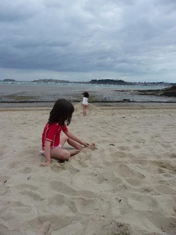 Prieure beach