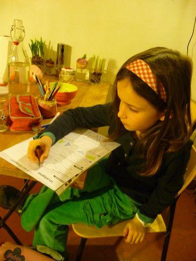 Alice au pays des devoirs