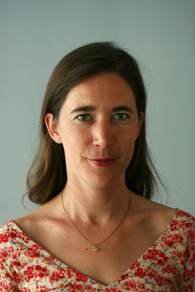 Christie Vanbremeersch en été