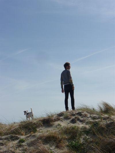 Mon homme des dunes