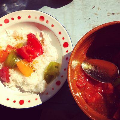 Amour des tomates
