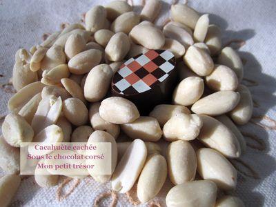 Cacahuète